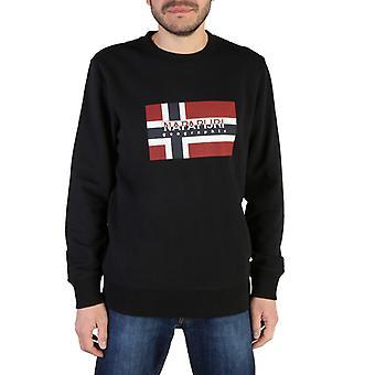 Man long round neckline sweatshirt n65591