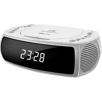 Silva Schneider CCD 16 Radio alarm clock FM White
