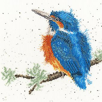 Bothy Threads Cross Stitch Kit - King of the River