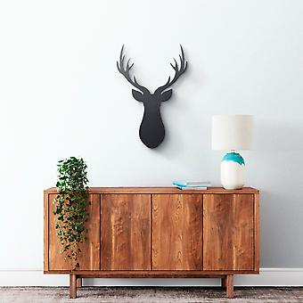 Metallwandkunst - Deer