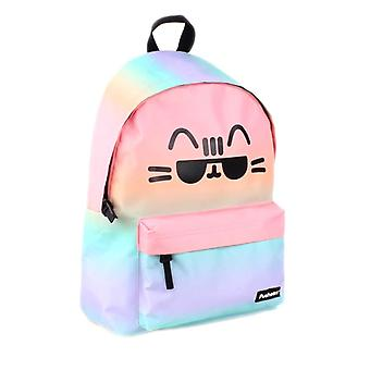 Pusheen See Ya Colourful Backpack