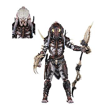 Predator Ultimate Alpha 100th Edition Poseable Figure from Predator Expanded Universe