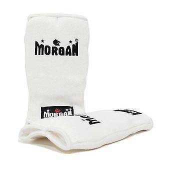 Morgan Karate Hand Protectors White