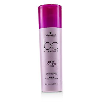 Bc bonacure p h 4.5 color freeze conditioner (for coloured hair) 232304 200ml/6.7oz