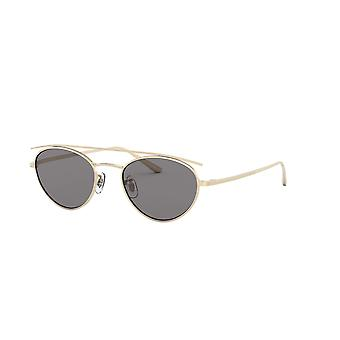 Oliver Peoples Hightree OV1258ST 5292R5 White Gold/Grey Sunglasses