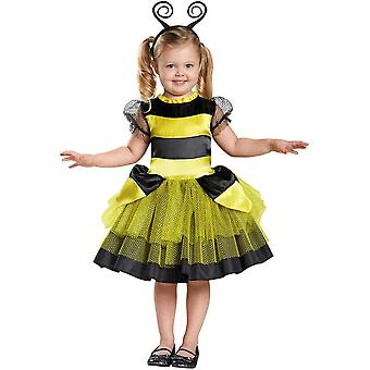 Little Miss Bumblbee Toddler Costume
