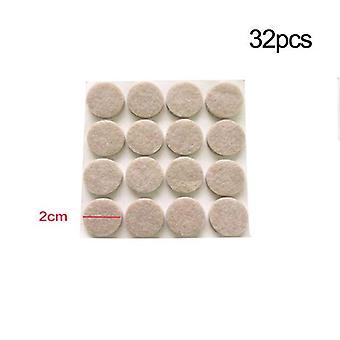 30pcs/Set Klebstoff Gummi Anti Skid Scratch - Diy widerstandsfähige Möbel Füße BodenSchutz Pads
