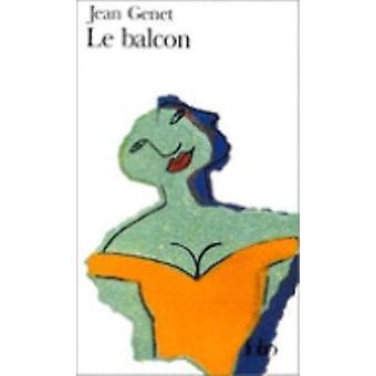 Le balcon by Genet & Jean