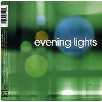 Evening Lights - Landscape [CD] USA import