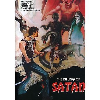 Killing of Satan [DVD] USA import