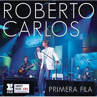 Roberto Carlos - Primera Fila [CD] USA import