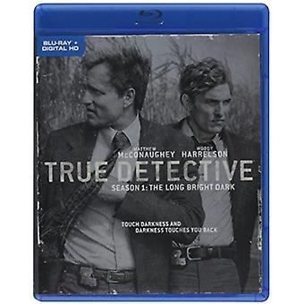 True Detective: The Complete First Season [Blu-ray] USA import