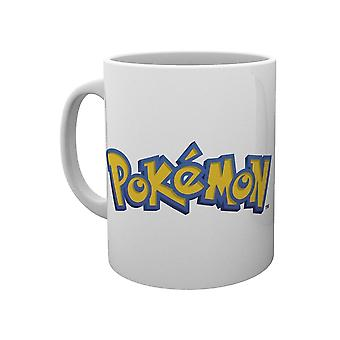 Pokémon, Mug - Logo and Pikachu