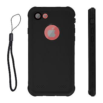 Protective Case iPhone SE 2020/8/7 Waterproof 2m and Shockproof Black