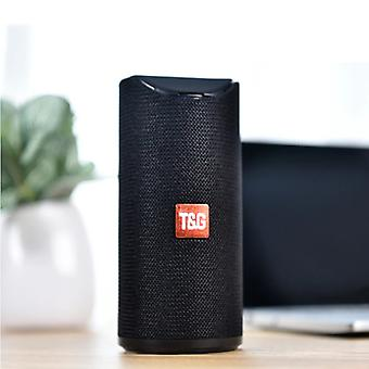 T & G TG-113 Wireless Soundbar Speaker Wireless Bluetooth 4.2 Speaker Box Black
