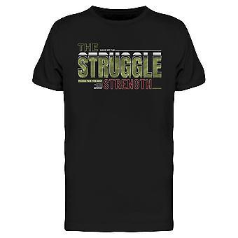 The Struggle Tee Men's -Imagen de Shutterstock