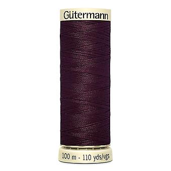 Gutermann Sew-all 100% Polyester Thread 100m Hand and Machine Colour Code  - 130