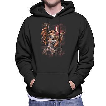 Alchemie cusp van Bathory mannen ' s Hooded Sweatshirt