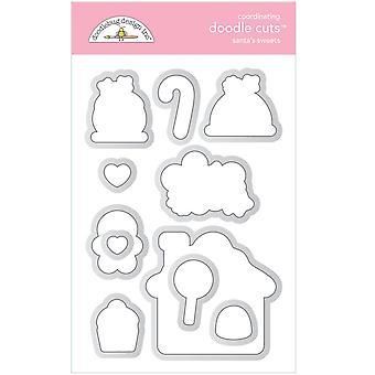 Doodlebug Design Santa-apos;s Sweets Doodle Cuts