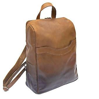 Primehide Womens Small Leather Mochila Mochila Tablet Bag Ladies 6363