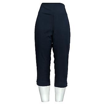 Wicked von Frauen mit Kontrolle Frauen's Hose Pull-On Capri Blau A288782
