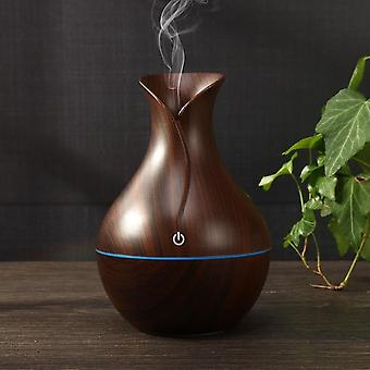 130ml Creative Appearance Usb Led Ultrasonic Aroma Humidifier - Essential Oil