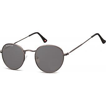 Sonnenbrille Unisex    rund taupe MP92B-XL