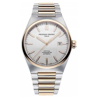 Frederique Constant Highlife | Automatisch | Stalen armband | Extra band | COSC FC-303V4NH2B Horloge