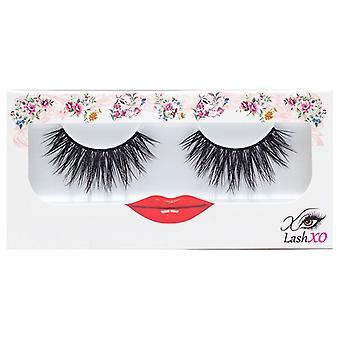 Lash XO Premium False Eyelashes - Le Vue - Natural yet Elongated Lashes