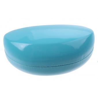 Brillen 16 x 7 cm Damen hellblau