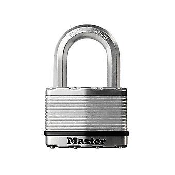 Master Lock Excell Acero laminado 50mm Candado - 25mm Shackle MLKM5
