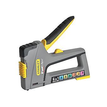 Stanley Tools FatMax 6-in-1 Stapler TR75 STA070868