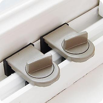 Sliding Doors / Windows Anti-theft Lock Push And Pull For Safety Protection