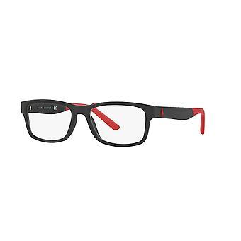 Polo Ralph Lauren PH2169 5284 Matte Black Glasses