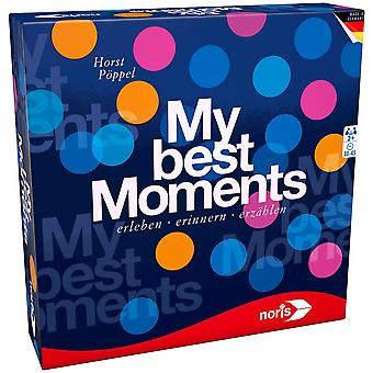 Noris Family Game My Best Moments for Adults