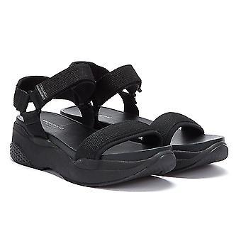 Vagabond Lori Womens Black Sandals