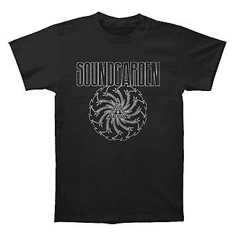 Soundgarden-Black Blade Motor Finger T shirt