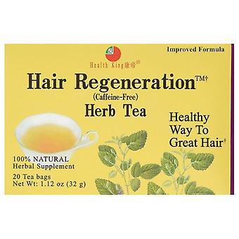 Health King Tea Hair Regeneration, 20 BAG