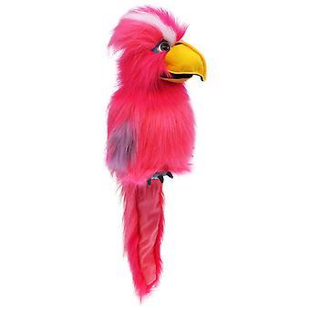 De Puppet Company grote vogels roze roze kaketoe
