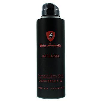 Tonino Lamborghini Intenso Deodorant Body Spray 200ml For Him