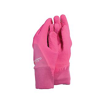 Town & Country TGL271S Master Gardener Ladies Pink Gloves (Small) T/CTGL271S