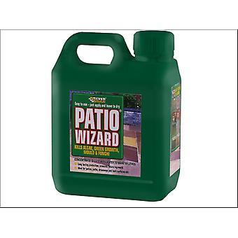 Everbuild Patio Wizard Keskitä 1L