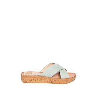 Dolce Vita Womens Monica tecido aberto Toe casual slide sandálias