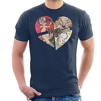 Casper The Friendly Ghost Heart Breaker Men's T-Shirt