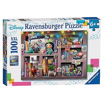 Ravensburger Puzzel Disney Multicharacter XXL 100 stuks