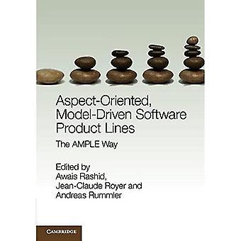 Aspect-oriented, model-driven software productlijnen: de ruime manier