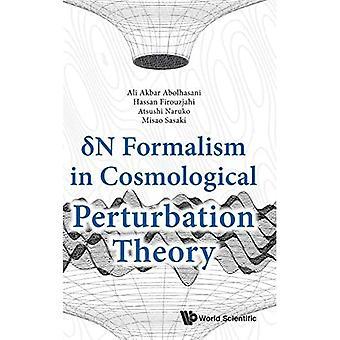 Formalisme delta N dans la théorie des perturbations cosmologiques