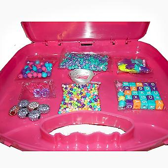 A to Z Make Your Own Jewellery Case
