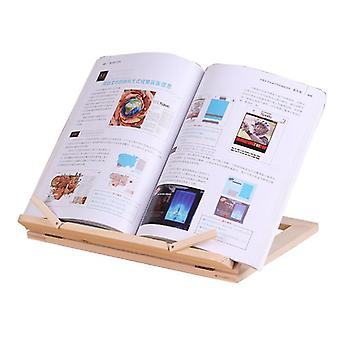 Wooden Frame Bookshelf Bracket For Reading