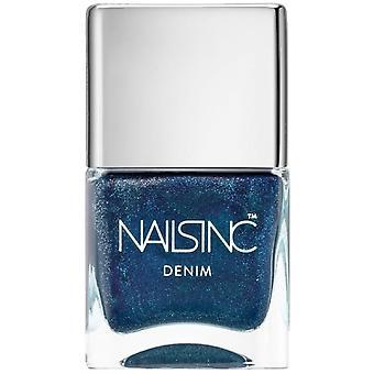 Nails inc Denim Nail Polish - Bermondsey (6772) 14ml